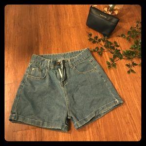 Pants - Mom shorts